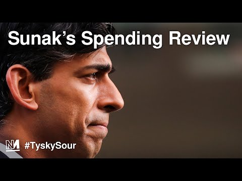 What's in Rishi Sunak's Spending Review? | #TyskySour