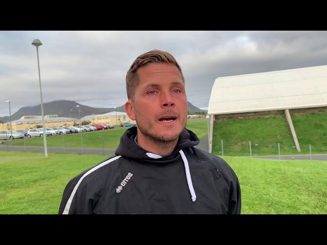 Jói Kalli: Pirrandi að þurfa að tala um þetta aftur og aftur