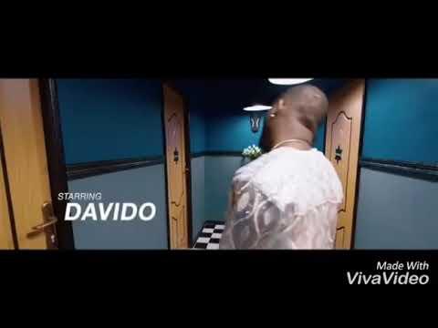 Davido -Flora my Flawa(official video)ft wizkid , techno.