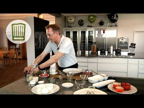 Geschmackvoll anrichten und dekorieren #chefkoch