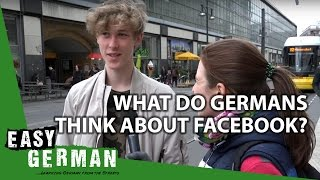 What do you think about Facebook? | Easy German 150