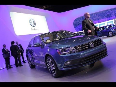 2015 Volkswagen Jetta - 2014 New York Auto Show