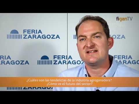 Interview with Patrick Cerda from DELAVAL in Figan