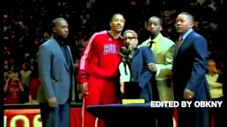 The D Rose That Grew from Concrete