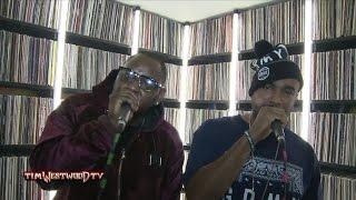 Capone N Noreaga freestyle - Westwood Crib Session