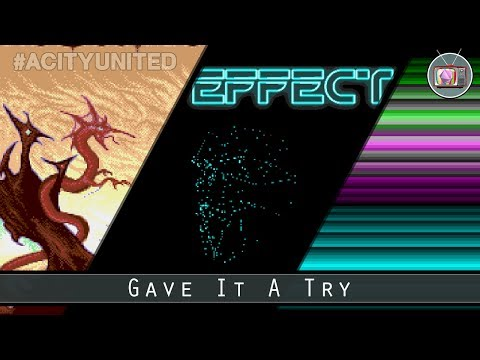 Gave It A Try by Effect, 2017 | Atari ST Demo