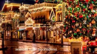 Le luci di Natale - 883 (con testo)