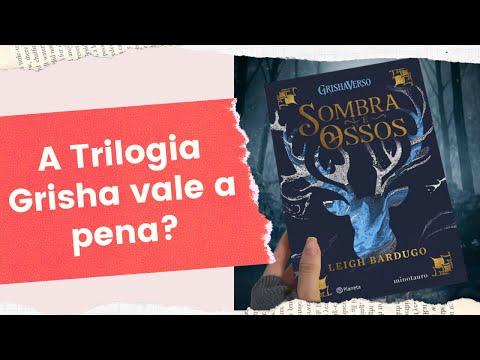 Vale a pena ler a TRILOGIA GRISHA, da Leigh  Bardugo? ?(SEM SPOILER) | Biblioteca da Rô