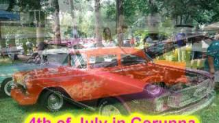 preview picture of video 'Corunna - July 4th - 2007'