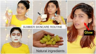 SUMMER SKINCARE to Get BRIGHT, CLEAR SKIN, SPOTLESS SKIN, INSTANTLY
