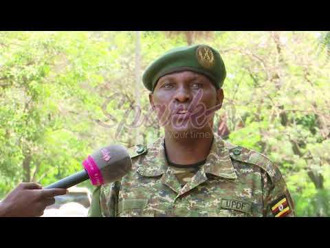 UPDF Sergent, Bukenya relases COVID-19 song