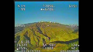 Skyhunter RC FPV long range moutains flight
