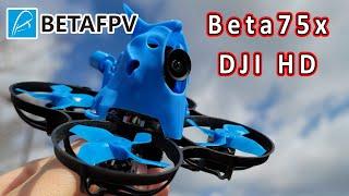 Beta75x DJI Digital HD Whoop Review ????