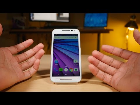 Moto G (3rd Gen) unboxing + review: should you buy?