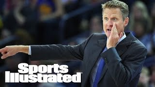 NBA: Warriors' Steve Kerr Unsure About Coaching In Finals | SI Wire | Sports Illustrated