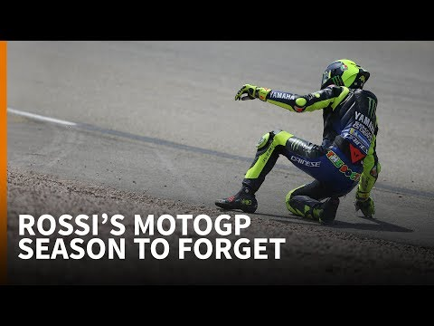 Why it's time for MotoGP to move on from Valentino Rossi
