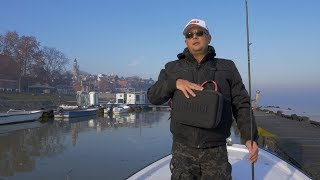 Rapala urban classic sling bag сумка