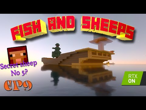 , title : 'Ship Ahoy & Secret Sheep #5!!! Fish & Sheeps Ep 9 with RTX On