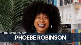 Phoebe Robinson Wants Jimmy to Spoon Michelle Obama | The Tonight Show Starring Jimmy Fallon