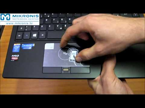 Unboxing Acer Travelmate P645