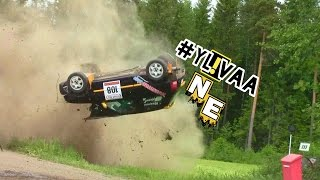 BEST RALLY CRASHES 2016   By: NE-Rallyvideos
