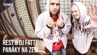 Rest & DJ Fatte - Panáky na zem (oficiální video)