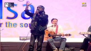Nachiketa Chakraborty LIVE Performance – Aamar Ichhe Kore Aakash Song – Idea Jalsa, Kolkata