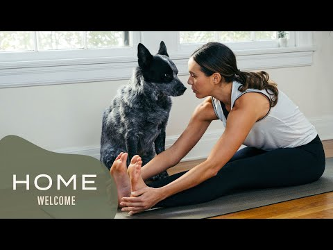 Home – Day 0 – Welcome Home | 30 Days of Yoga With Adriene