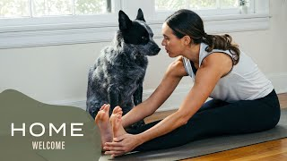 Home-Day 0-Welcome Home | 30 Days of Yoga With Adriene