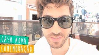 Casa Nova, Comida Portuguesa e Centro de Cascais - Morar fora do Brasil   Hoje tô Aqui