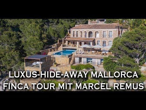 LUXUS-HIDE-AWAY MALLORCA: FINCA TOUR MIT MARCEL REMUS