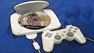 Какой бы мы видели GTA San Andreas на Playstation 1? (PS1)