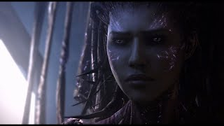 StarCraft 2  Heart of the swarm  - Все видеоролики на русском / Kino Games