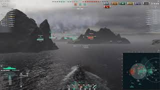 World of Warships - Now THIS is the way to start a day