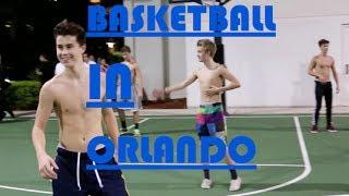 Basketball In Orlando!