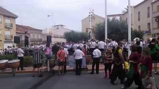 preview picture of video 'Novelda en Fiesta 2014'