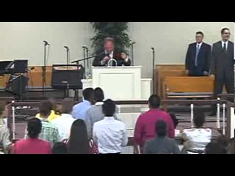 "Apostolic Preaching- Gordon Poe- ""When Sampson was Born"""