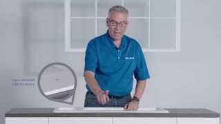 How to Install an Elkay Quartz Sink