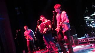 Fire At The Pageant, Felice Brothers, Shepherd's Bush Empire,30th May 2013