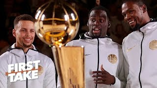 The Warriors' dynasty is over if Kevin Durant leaves – Max Kellerman | First Take