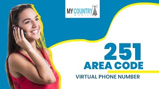 251 Area code - My Country Mobile