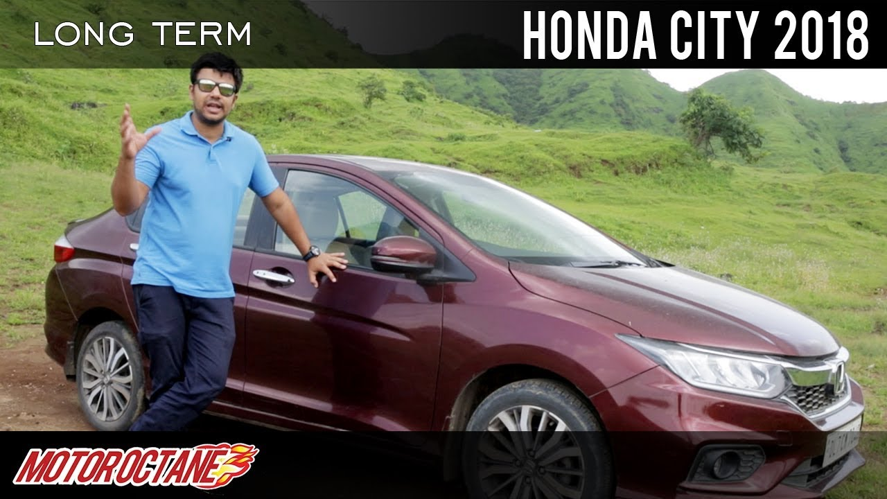 Motoroctane Youtube Video - 2018 Honda City Long Term -1 | Hindi | MotorOctane