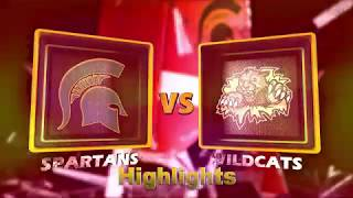 2019 Mountain Brook Spartans vs Tuscaloosa County Wildcats - Highlights
