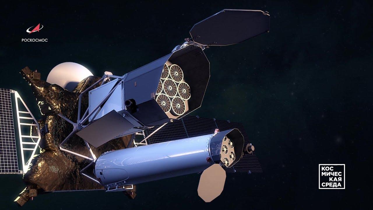 Глава «Роскосмоса» рассказал о характеристиках ракет для полетов к Луне