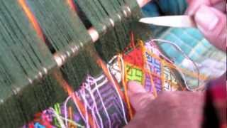 preview picture of video 'Hand Loom Weaver in Eastern Bhutan'