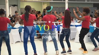 "Innoss'B Yo Pe LIVE Dayton OH (Official Video) ""AfroCongo Choreography"" USA"