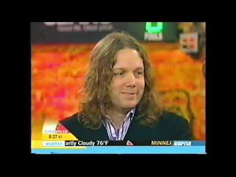 Rich Robinson - Oh No (Live on ESPN2's Cold Pizza 2004)