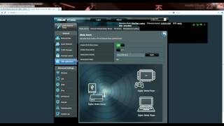 How to setup and access your Asus RT-N66U FTP device