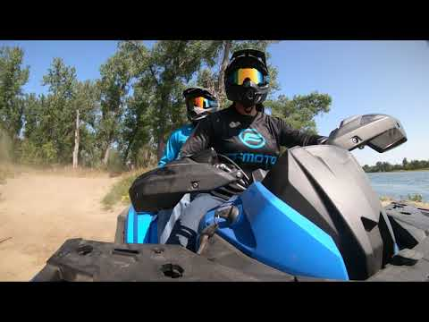 2021 CFMOTO CForce 600 Touring in Monroe, Washington - Video 2