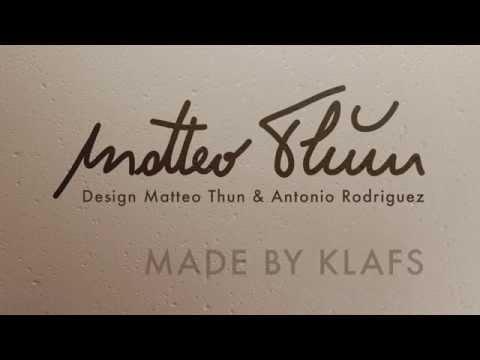 Die Matteo Thun Edition von KLAFS
